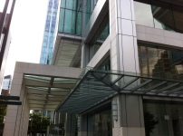 This government building in Vancouver was used as LuthorCorp in Smallville
