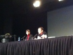 James Marsters and Juliet Landau