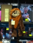 Life was tough for Wicket after the Rebel's left Endor
