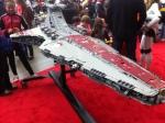 Star Destroyer in Lego form
