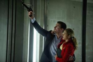 Oliver resucing Felicity
