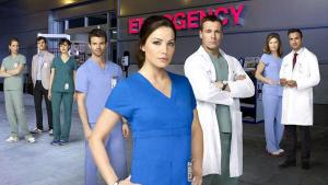 Saving Hope cast picture