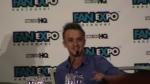 Tom Felton during his panel