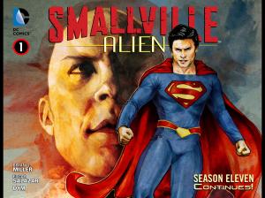 Smallville Alien