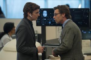 Alec (Erik Knudsen) has brought his son, Jason (Ian Tracey) to work