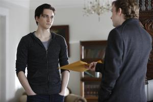 Julian (Richard Harmon) and Alec (Erik Knudsen) meet