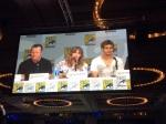 The Scorpion Panel: Robert Patrick, Katherine McPhee, Elyes Gabel