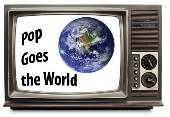 Pop Goes the World Logo