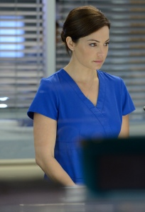 Erica Durance as Alex Reid
