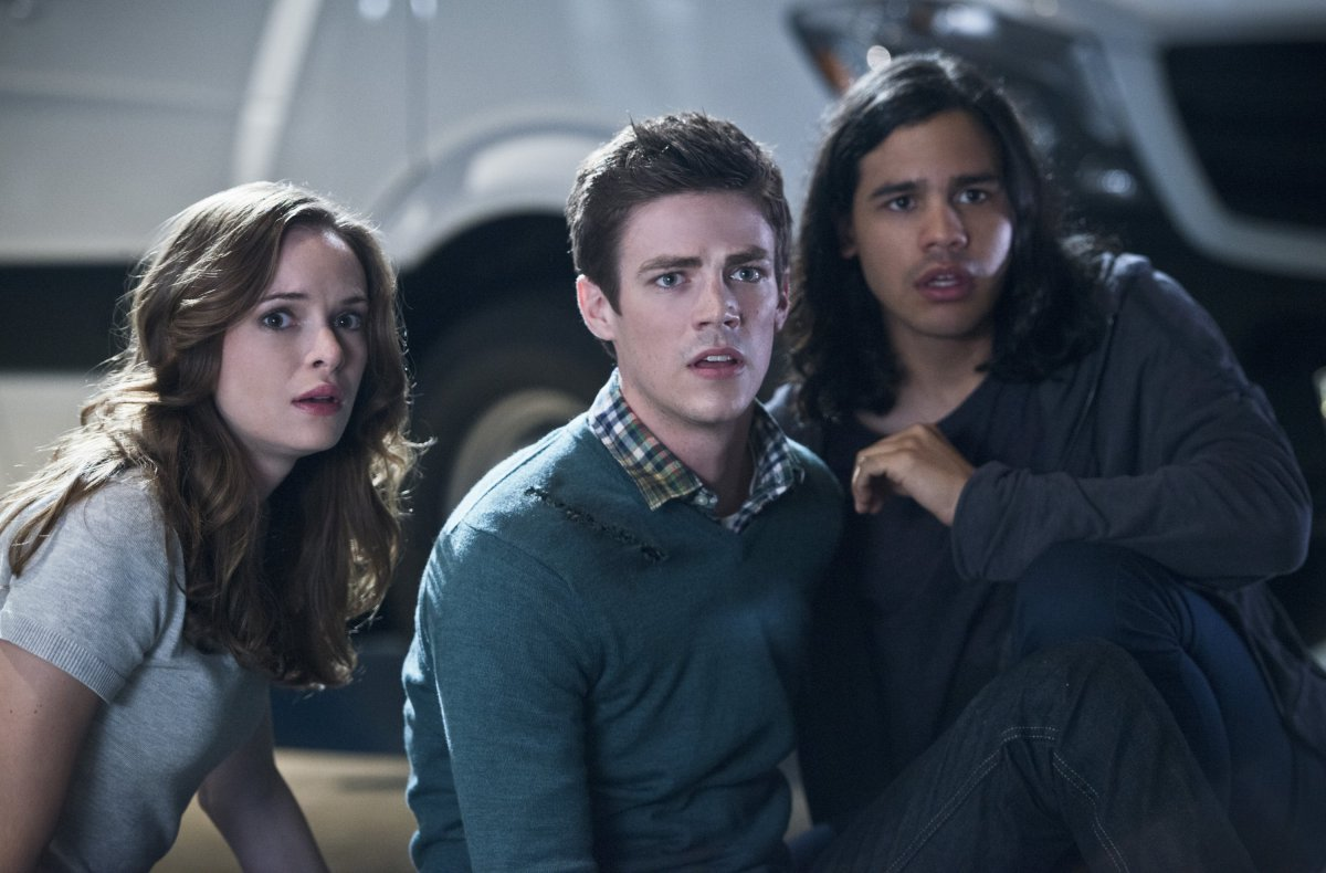 "The Flash Season 1 Episode 7 ""Power Outage"" Recap – Pop Goes"