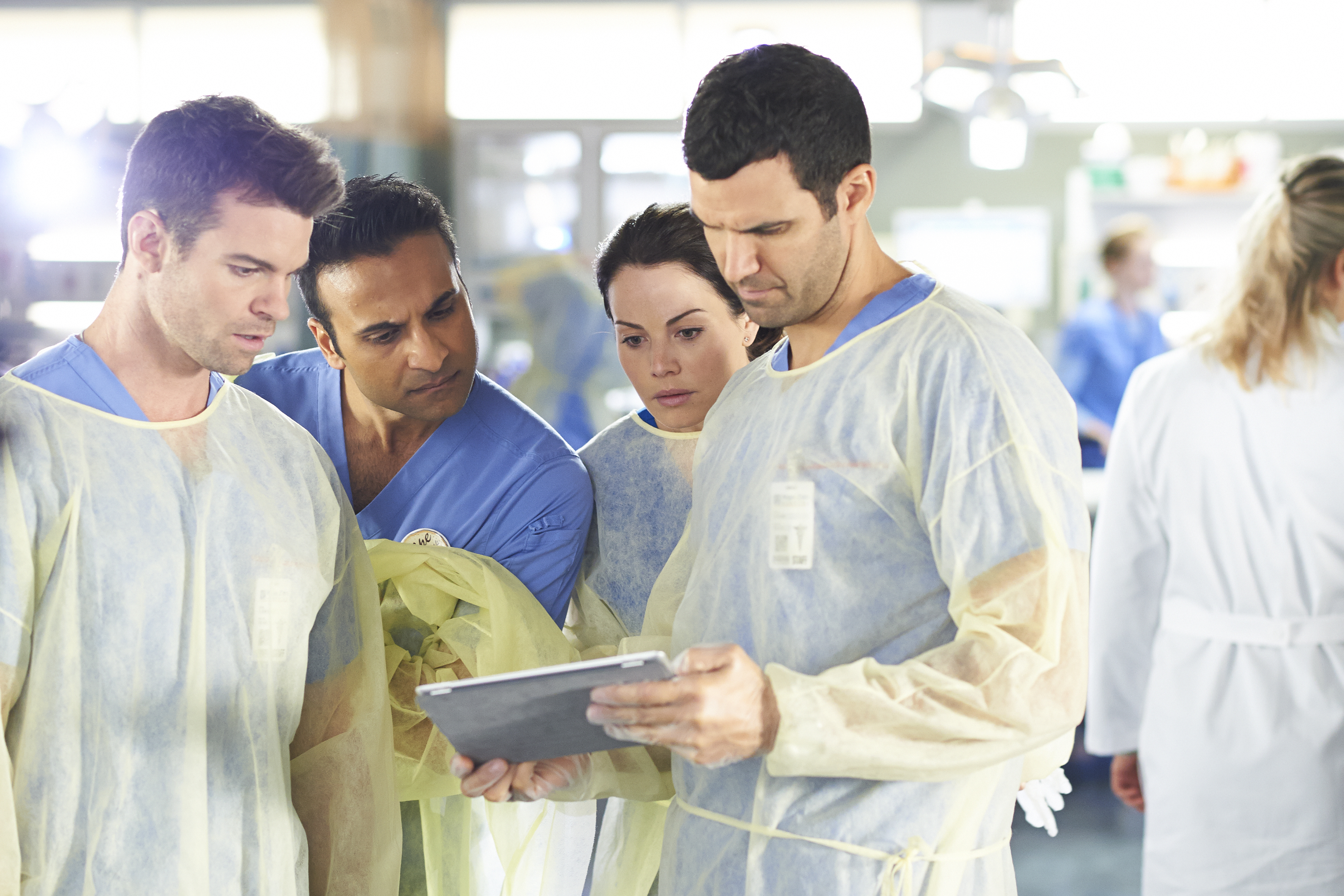 "Saving Hope Season 3 Episode 9 ""The Other Side of Midnight"