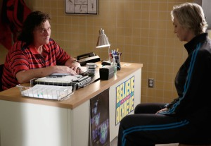 Glee Jagged Little Tapestry Beiste