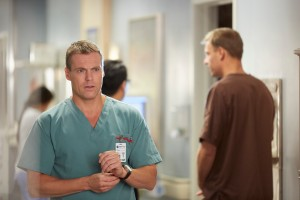 Michael Shanks as Charlie Harris