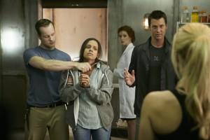 Sean Rogerson as Aleisterand Genelle Williams as Rachel