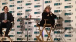 Carrie Fisher at her panel
