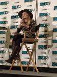 Jennifer Morrison at her panel