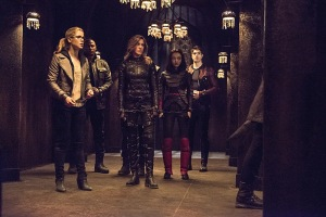 The really new Team Arrow