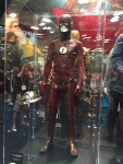 The Flash costume with Jay Garrick's hat