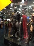 Batman's costume in Batman versus Superman