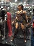 Wonder Woman's costume in Batman versus Superman