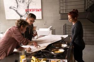 Erik Knudsen as Alec Sadler, Ian Tracey as Jason and Magda Apanowicz as Emily