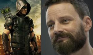 Ryan Robbins in Arrow