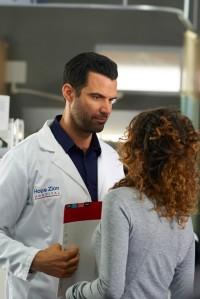 Benjamin Ayers as Dr. Zach Miller