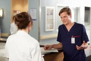 Max Bennett as Dr. Patrick Curtis