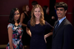 Dejan Loyola as Dr. Dev Sekara, Kim Shaw as Dr. Cassie Williams and Parveen Kaur as Dr. Asha Mirani. Let's hope that Maggie gets the Fellowship that allows her to stay at Hope-Zion.