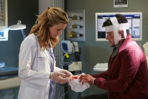 Kim Shaw as Dr. Cassie Williams