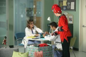 Wendy Crewson as Dana Kinney and Huse Madhavji as Shahir Hamza