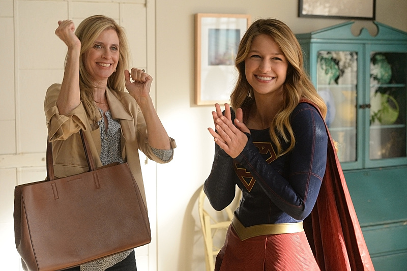 Supergirl times 2
