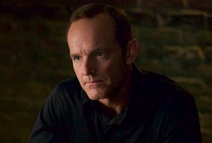 """MARVEL'S AGENTS OF S.H.I.E.L.D. - """"Closure"""" - Ward's campaign for revenge brings the S.H.I.E.L.D. team to their knees, and Coulson proves he will do anything to settle the score, on """"Marvel's Agents of S.H.I.E.L.D.,"""" TUESDAY, DECEMBER 1 (9:00-10:00 p.m., ET) on the ABC Television Network. (ABC/Greg Gayne) CLARK GREGG"""