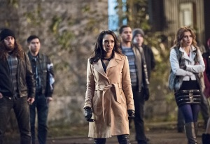 "The Flash -- ""Fast Lane"" -- Image: FLA212A_0130b.jpg -- Pictured: Candice Patton as Iris West -- Photo: Dean Buscher/The CW -- © 2016 The CW Network, LLC. All rights reserved."