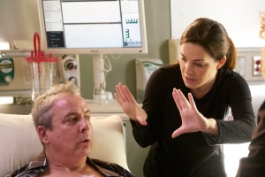 Erica Durance Directing
