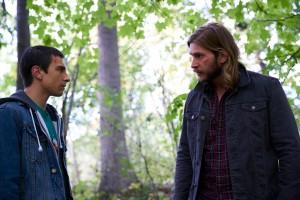 Alex Ozerov as Alexei Antonov and Greyston Holt as Clay Danvers