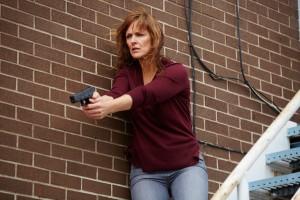 FIona Highet as Karen Morgan