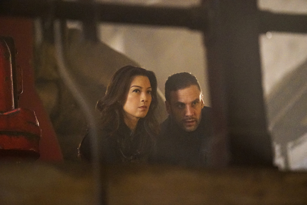 MING-NA WEN, NICK BLOOD
