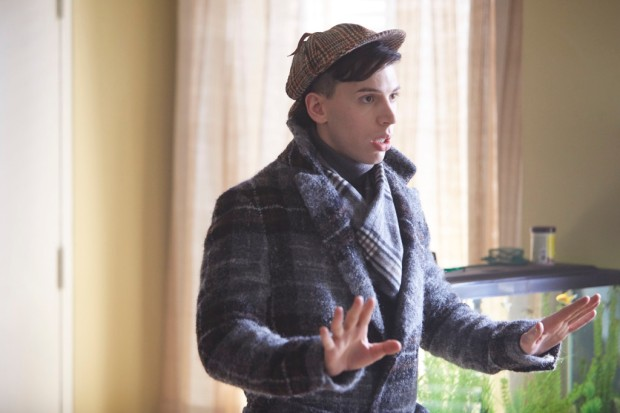 Jordan Gavaris as Felix Dawkins