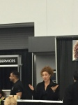 Doctor Who's Alex Kingston