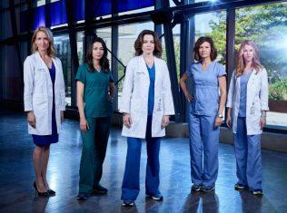 The Women of Saving Hope