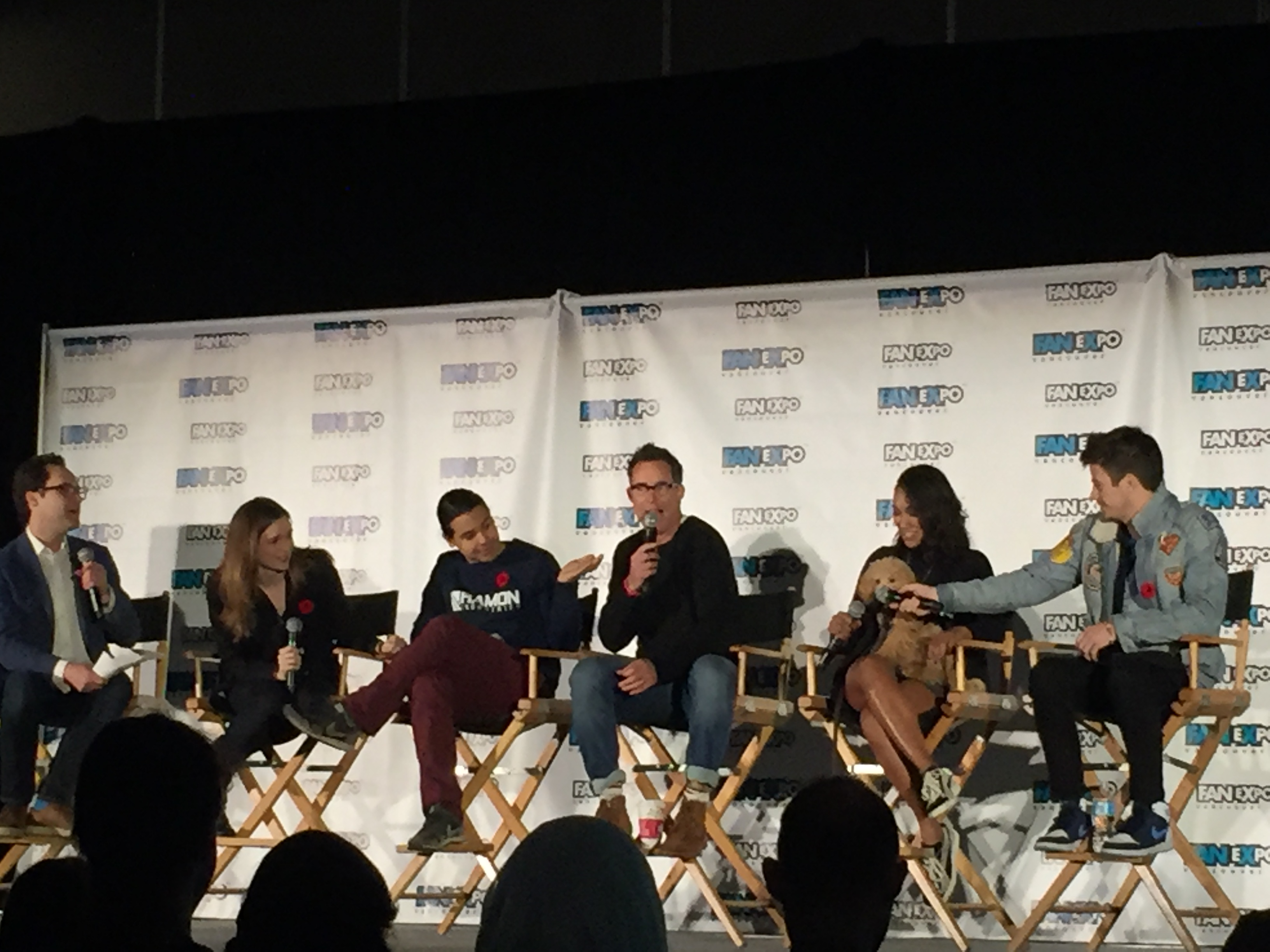 Fan Expo Vancouver 2017: The Cast of The Flash – Pop Goes
