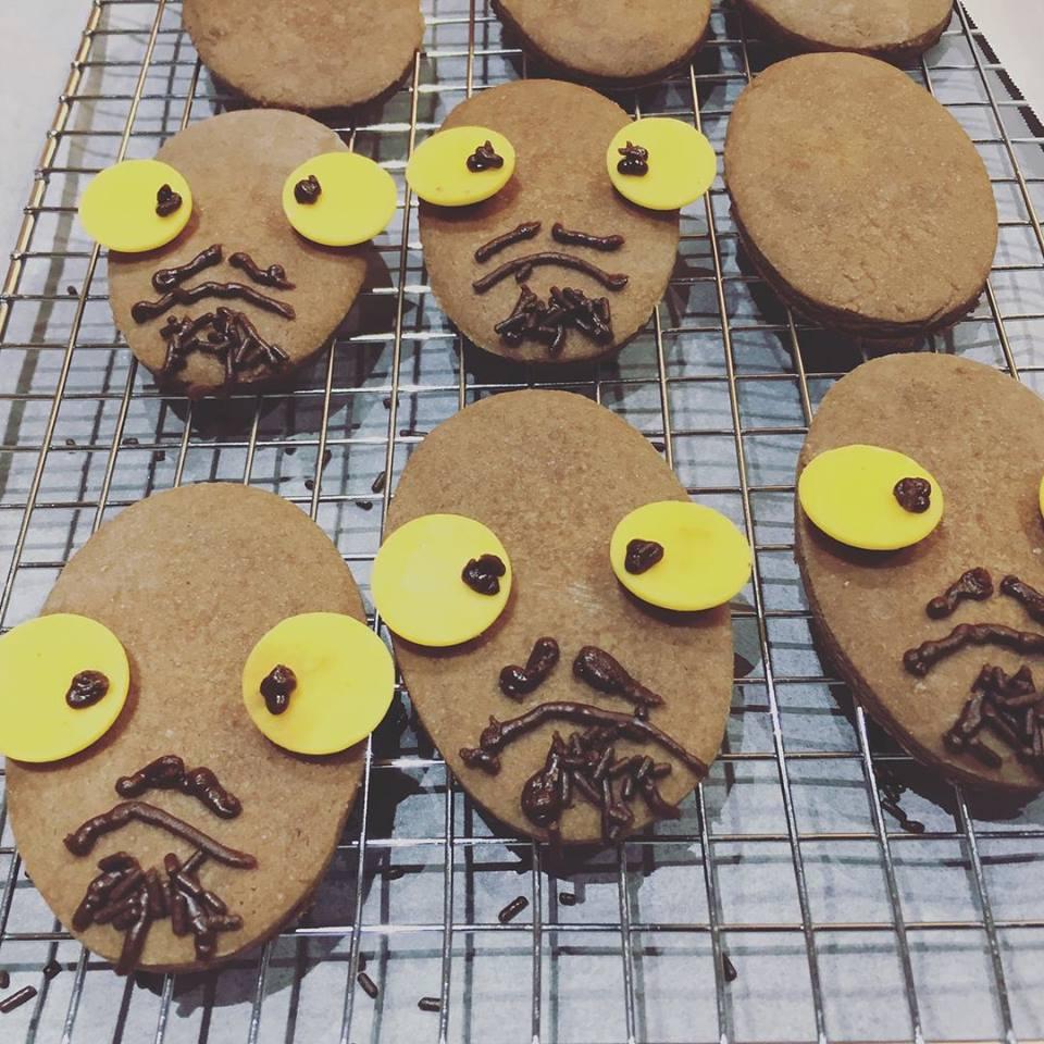 Ackbar cookie