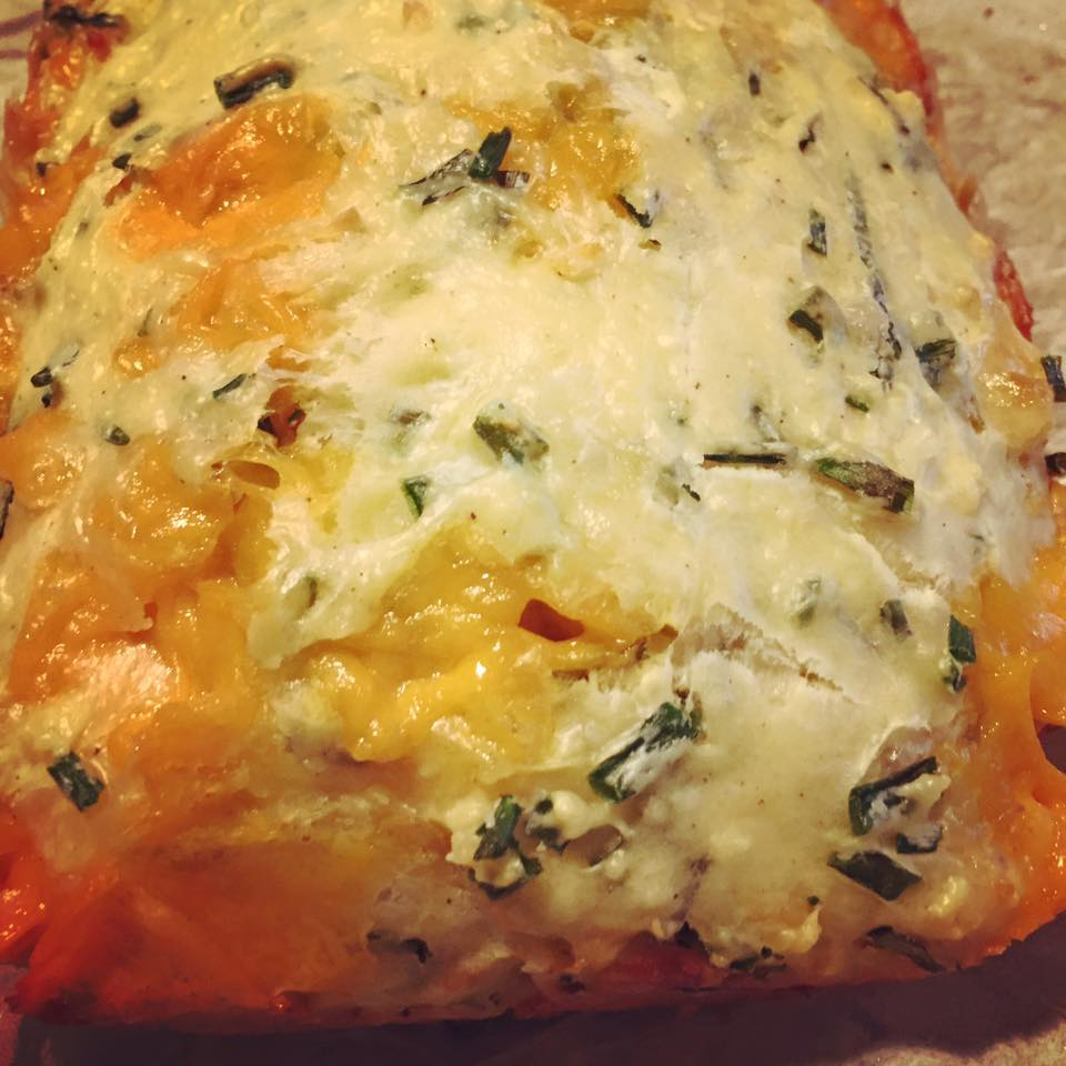 Cheddar and Chive